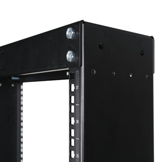 2-Post Open Frame Lab Rack
