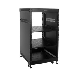 Semi-Open AV Rack 18U