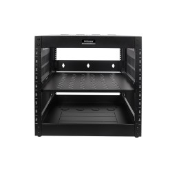 Semi-Open AV Rack 9U