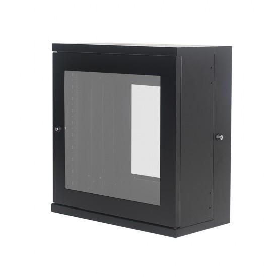 Wall Mount Glass Door Cabinet 12U630