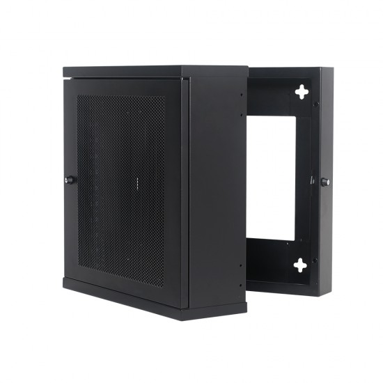Wall Mount Mesh Door Cabinet 12U630
