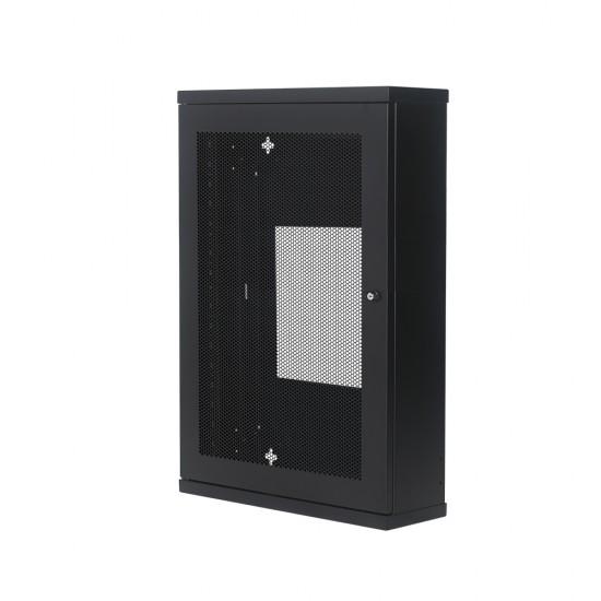 Wall Mount Mesh Door Cabinet 18U620