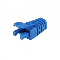 RJ45 Sheath Blue 100 Pack