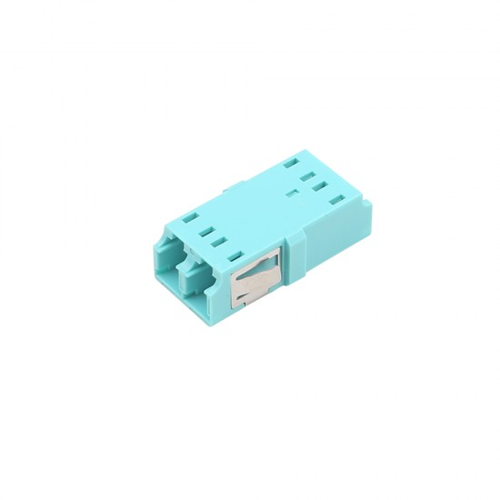 Adapter (multi-mode duplex LC, ten Gigabit, perforated SC without flange)